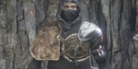 Black Leather Set (Dark Souls III)