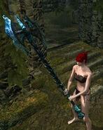 Gargoile axe