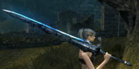 Abyss Greatsword