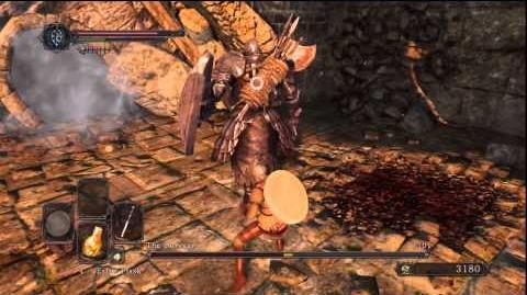Dark Souls II How To Beat The Pursuer