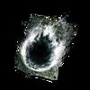 Black Fire Orb