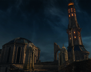 Heide's Tower of Flame