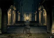Undead parish interior