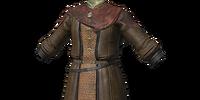 Old Sorcerer Coat