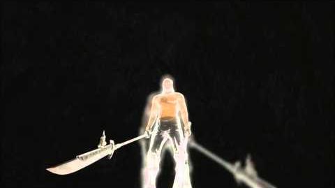 Dark Souls 2 Black Knight Halberd Tutorial (dual wielding w power stance)