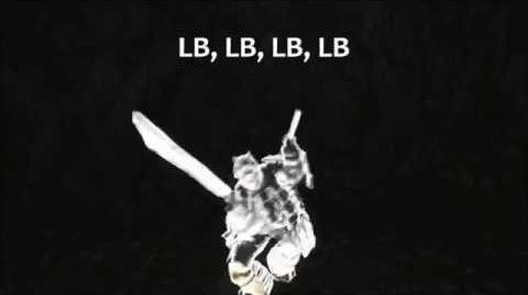 Dark Souls 2 Giant Stone Axe Tutorial (dual wielding w power stance)