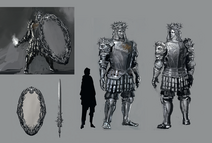 Looking Glass Knight Concept