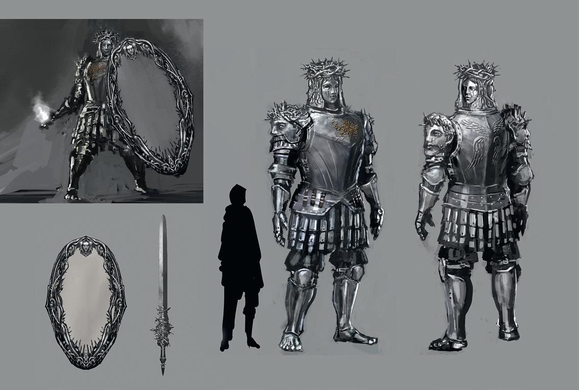 Dark Souls  Melee Rings