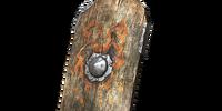 Wargod Wooden Shield