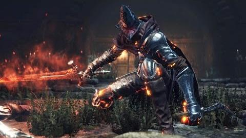 Abyss Watchers Boss Fight Dark Souls 3
