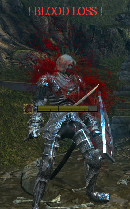 Image result for dark souls bleed