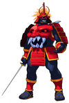 Bishamon Darkstalkers 3