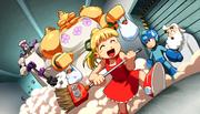 Tatsunoko Vs Capcom Huitzil
