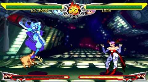 Darkstalkers Resurrection Announce Trailer