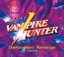 Vampire Hunter: Darkstalkers' Revenge Arcade Gametrack