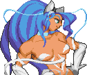 Darkstalkers The Night Warriors Felicia win portait