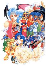 Night Warriors group artwork 02
