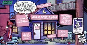 Boom Studios 13 - House of Psychic Readings