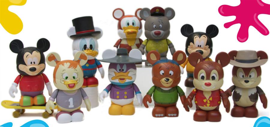 Vinylmation The Disney Afternoon Series Darkwing Duck