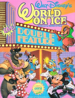 Poster - Disney on Ice 11