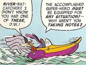 Fluffy's Reign of Terror! - river-ratcatcher