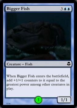 Bigger Fish Droidikar