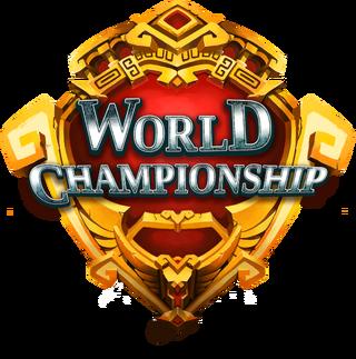 World championship logo