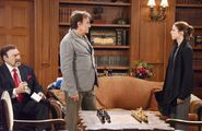 Abby confronts Andre & Stefano