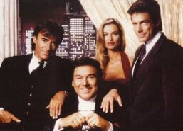 DiMera family in the 90s