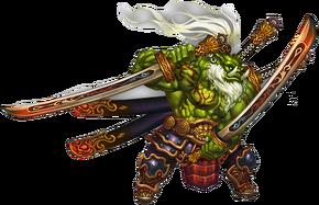 Power Sword Ackard raw