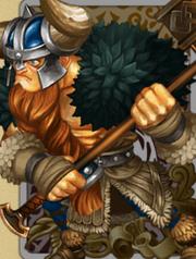 Fearless Warrior Alex