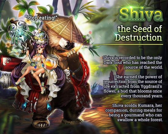 Dark Soul Shiva release poster