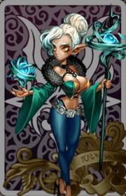 Dark Elf Lena