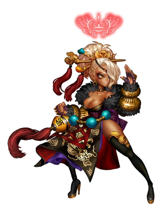 Mikaela the Fatal raw