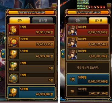 Kr patch occupy guild score boards