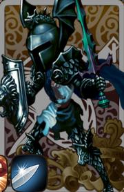 Dark Swordsman Pagu