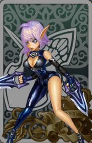 Dark Elf Nicole