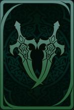 KR Rogue card