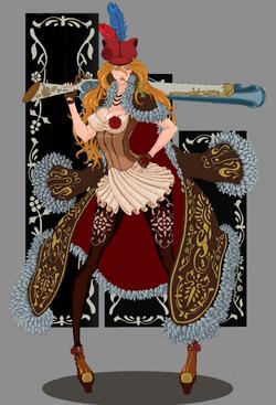 Llywelyn the Fiery fanart9