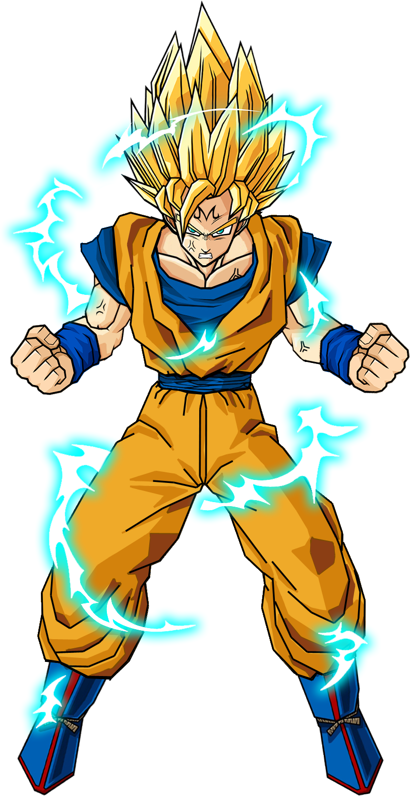 Majin goku | Dragon Ball Fan Fiction Multiverse Wiki ...