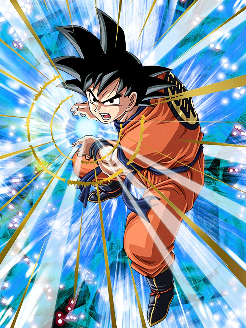 Goku disambiguation Dragon Ball Z Dokkan Battle Wikia
