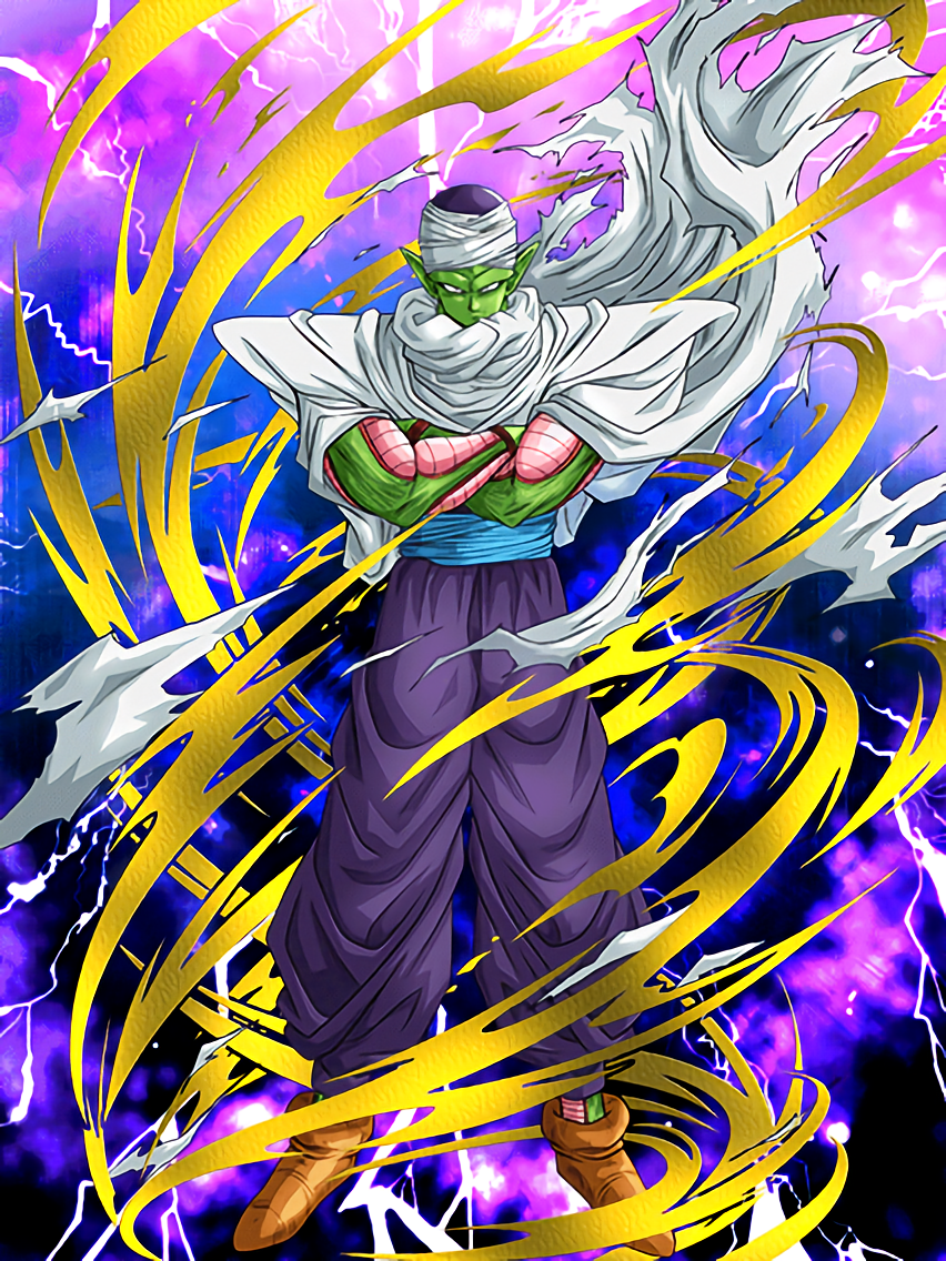 demon kings successor piccolo dragon ball z dokkan