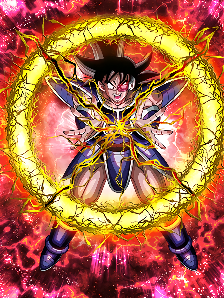 the fearsome tree of might turles dragon ball z dokkan