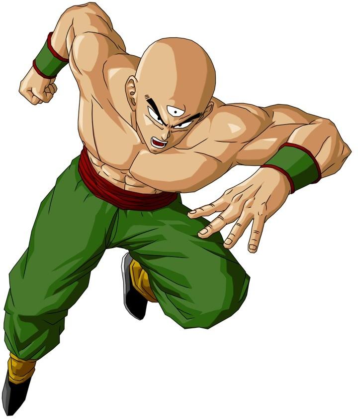 Tien Shinhan | Dragon Ball Wiki | FANDOM powered by Wikia