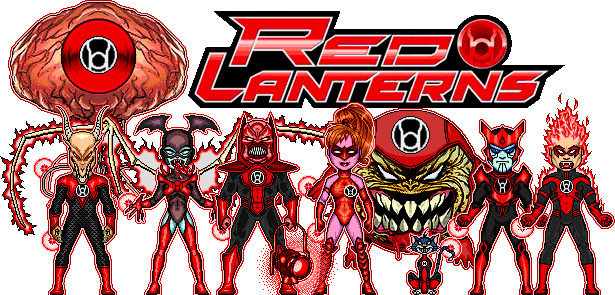 Category:Red Lantern Corps   Dc Microheroes Wiki   FANDOM ...