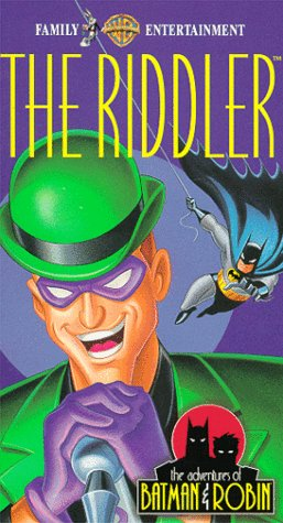 batman robin riddler