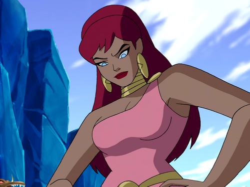 Giganta (DC Animated Universe) | DC Movies Wiki | Fandom powered ...