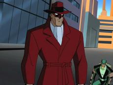 Crimson Avenger