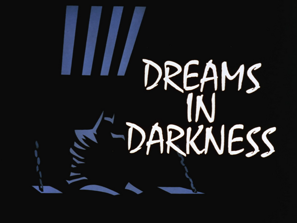 Image result for batman the animated series dreams in darkness