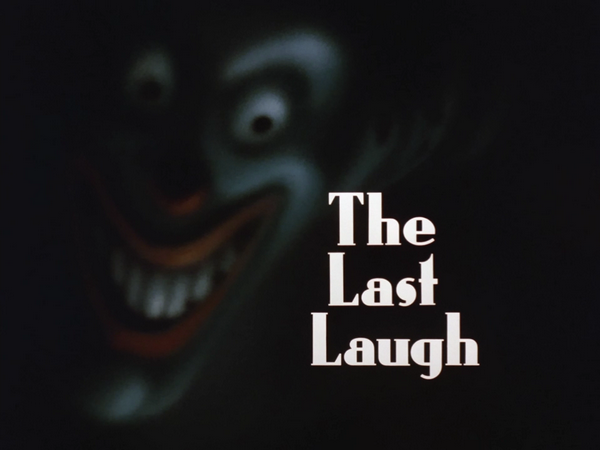 Image result for batman the last laugh